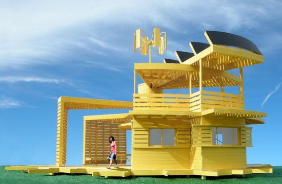 Self sufficient home designs home design for Self sufficient home designs