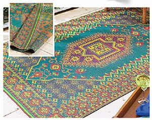 Recycled Polypropylene Rug