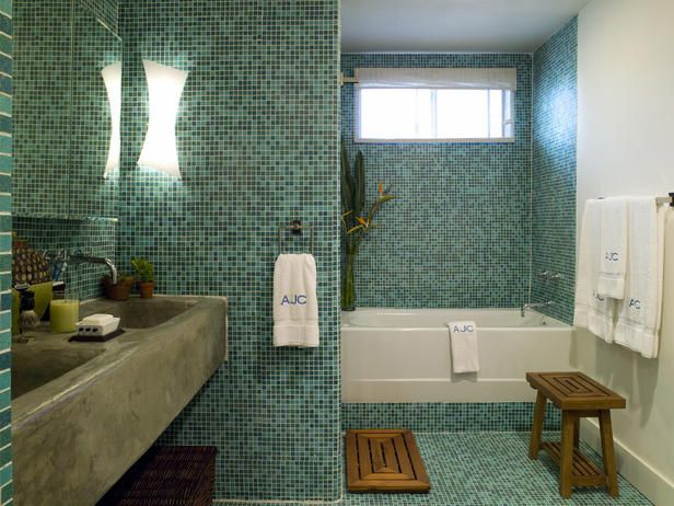Recycled Bathroom Tiles And Flooring Ideas To Encourage Green