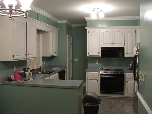 Refinishing your kitchen