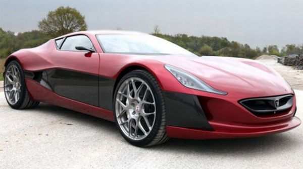 Rimac releases a video preview