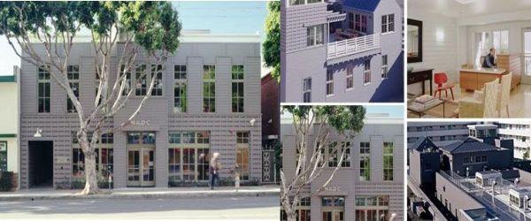 Robert Redford building