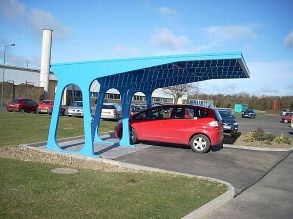10 Solar Powered Charging Stations To Keep Your Ev