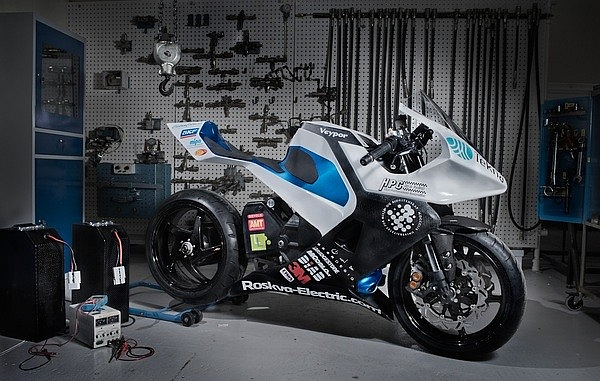 Roskva Electric Motorcycle