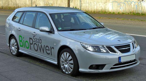 Saab 9-3 SportCombi BioPower