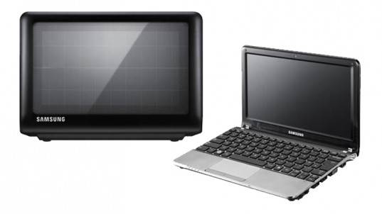 Samsung's Solar Powered Laptop