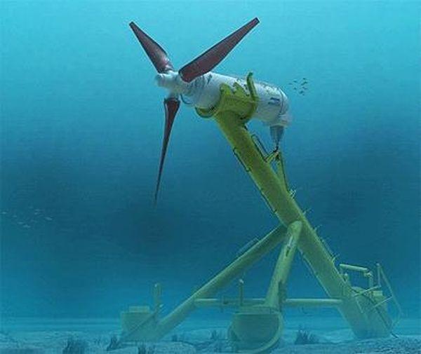Scotland passes turbine test