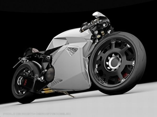 SE electric motorcycle concept