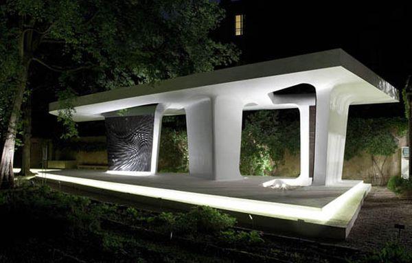Secret Garden Installation