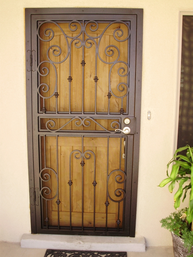 Screen doors to make your home green and natural - Ecofriend