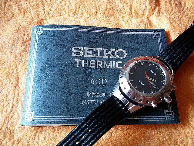 Seiko thermic
