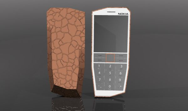 Self powered concept cellphones