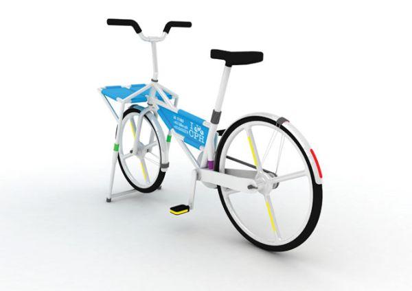 Share bike system