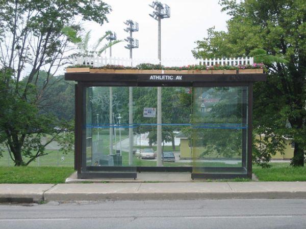 Sheffield Bus Shelter