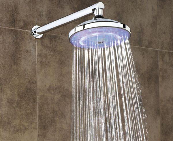 Shorter showers