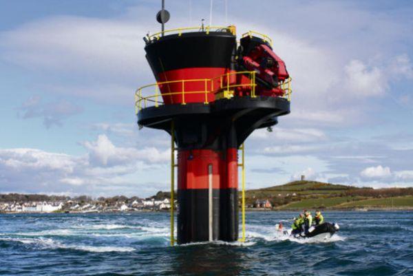 Siemens Underwater Turbine