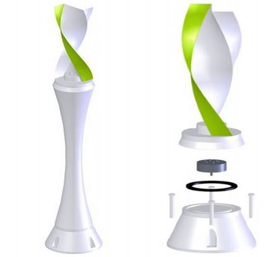 simplenergy domestic wind turbine 2