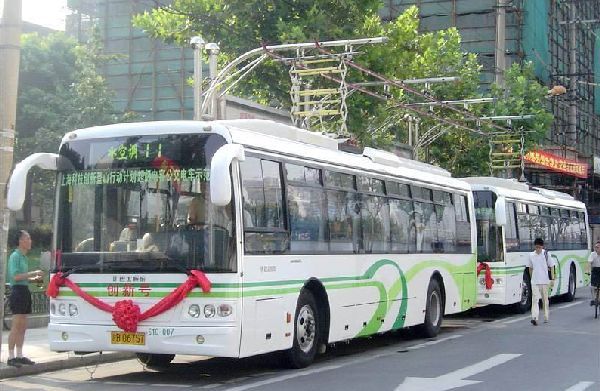 Sinautec's forty-one seat Ultracap Buses
