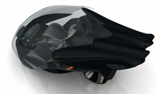 Shape Altering Skudi Concept Car Is Easy On Congested Streets Ecofriend