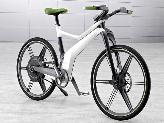 smart debuts electric assist bike at paris motor show. Black Bedroom Furniture Sets. Home Design Ideas