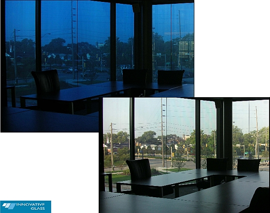 Eco Tech Innovative Glass Installs 39 Smart Glass 39 At