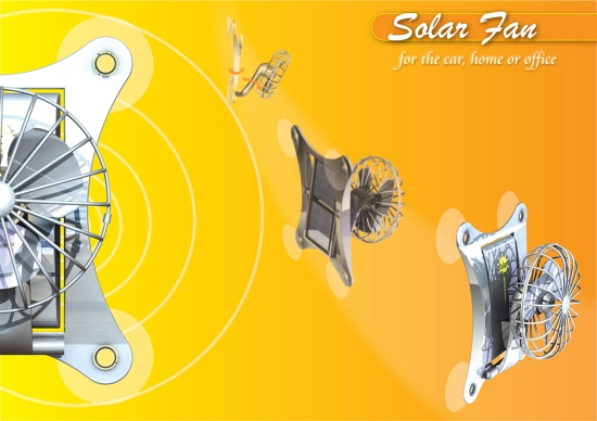 solar fan 1