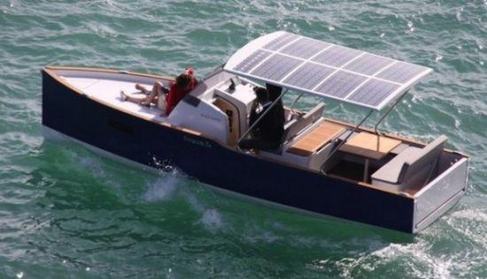 solar powered aequus 7