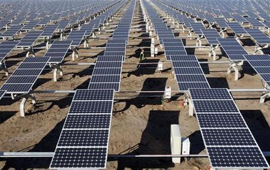 Algeria S Cevital Plans An 8 Billion Solar Power Complex
