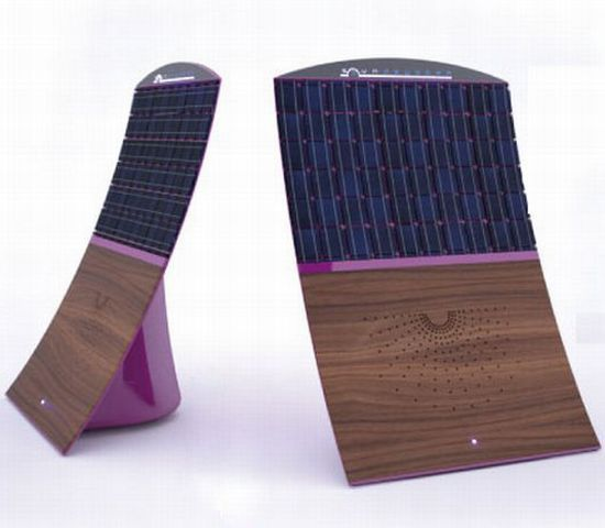 Eco Gadgets: Portable solar-powered 'Sound System' | Ecofriend