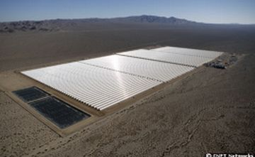 solar thermal heats up in the desert 9