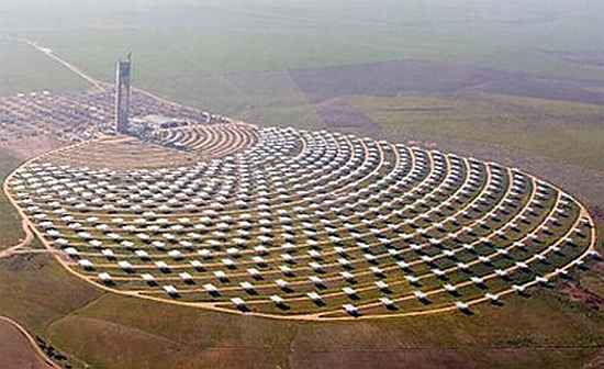 Eco Tech China To Build Asia S Largest Solar Thermal