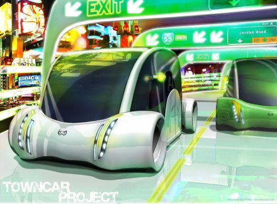 solar towncar LocBM 69