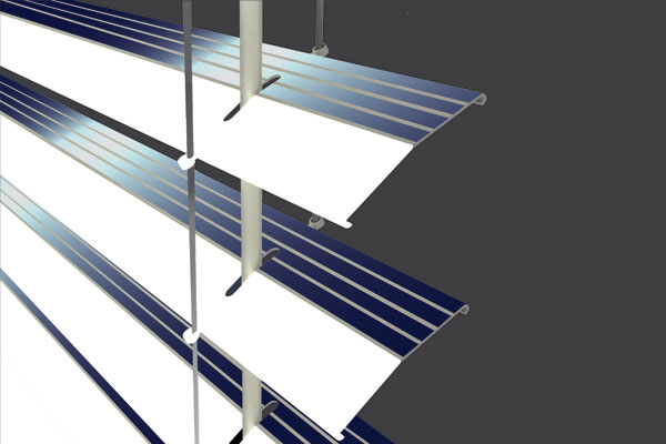 Solar Blinds from Blight