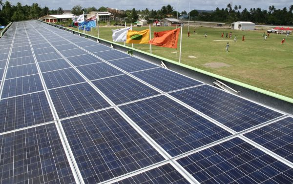 Solar Energy Generating Systems