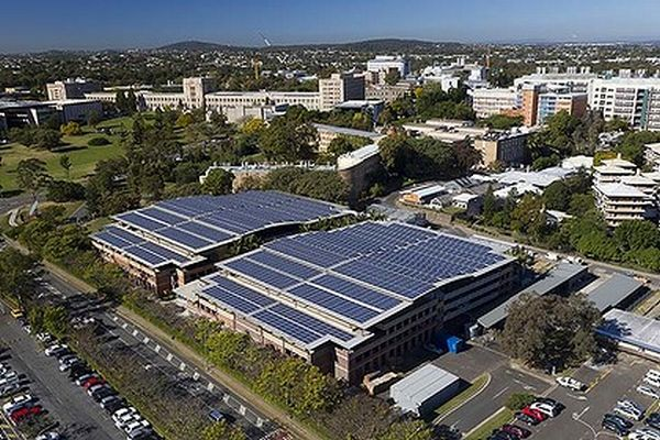 University Of Queensland Installs Rooftop Solar Plant To