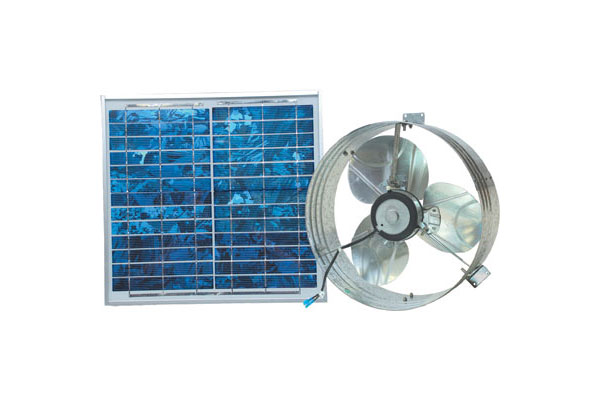 Solar Fan from Ventamatic