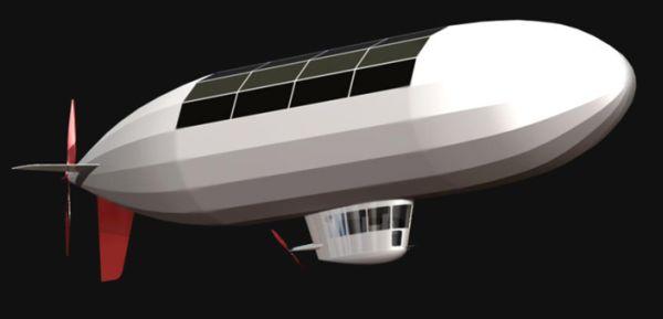 Solar Flight Sunship
