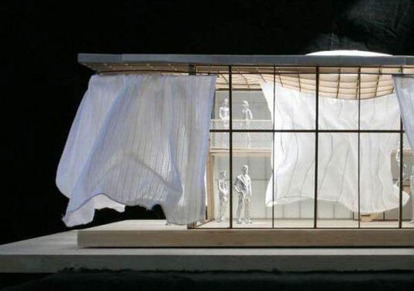 Solar Harvesting curtain