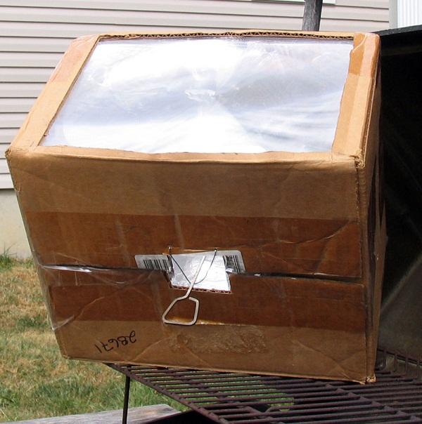 Solar marshmallow roaster