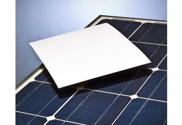 Solar Panels made using Eco friendly Materials