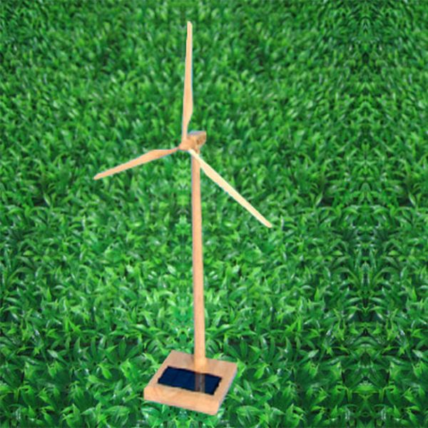 Solar power windmill