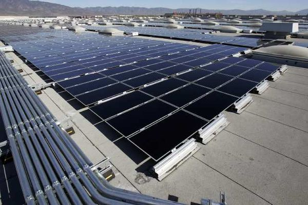 Solar Powered radio Station