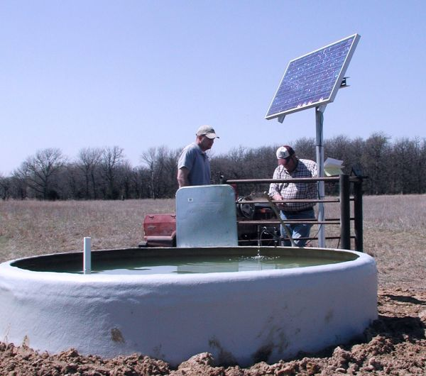 solar powered water pumps in india
