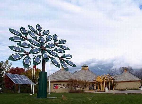 Five creative sculptures designed to run on solar energy - Ecofriend