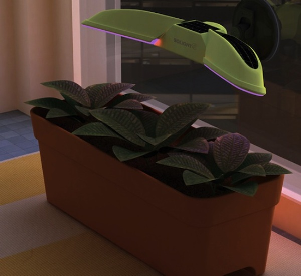 Solight- solar powered garden