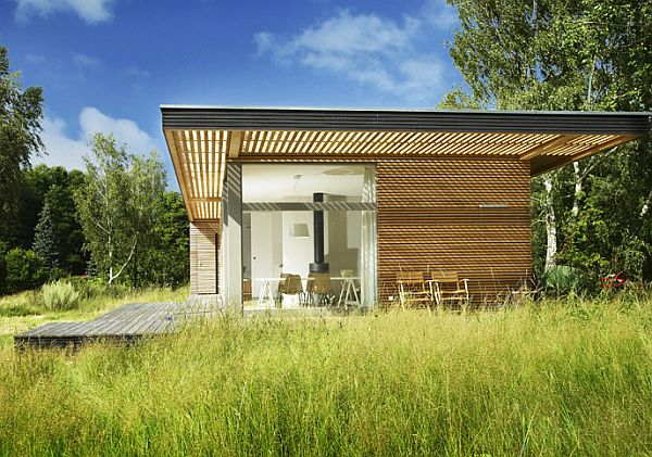 Future Perfect Prefabricated Eco Friendly Houses Ecofriend