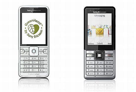 sony ericsson new cellphones
