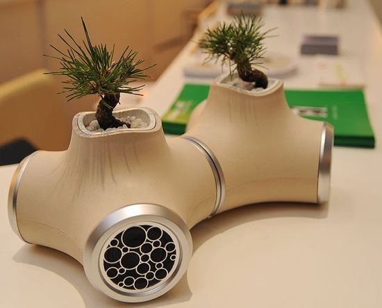 Eco Gadgets Sound Garden shows the green side of JVC Ecofriend