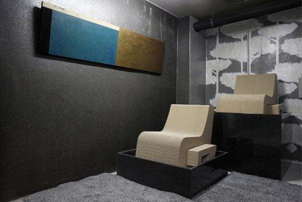 Spanish Design Firm's Latest Cardboard Creation