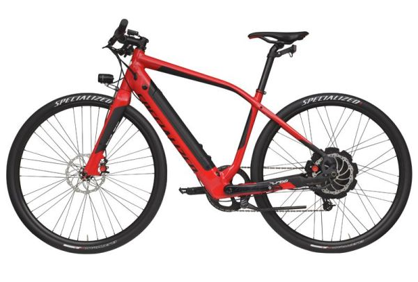 Specialized Turbo, the 'world's fastest' electric bike